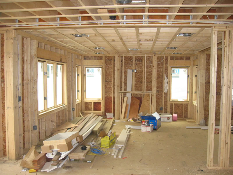 March   2007   This New House: The maple forest house plan customized